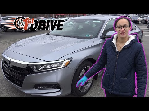 1st Drive: 2019 Honda Accord EX Review