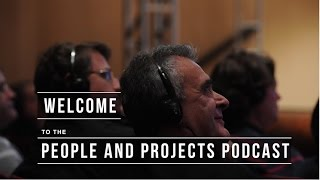 The Good Stuff For Leaders Is On The Other Side of Fear: People and Projects Podcast