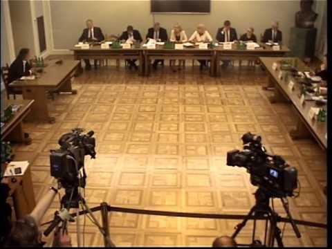 Komisja Śledcza - Amber Gold - 24 maja 2017 r.