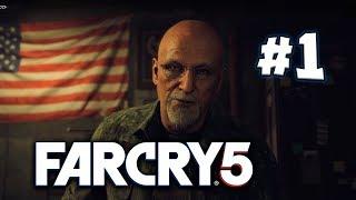 Far Cry 5 ►Прохождение на русском ► часть 1 ► Мы в полной жопе
