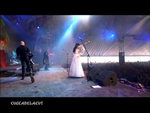 Within Temptation  Deceiver of Fools live Mother Earth 2002