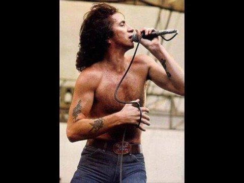 AC/DC - Johnny B. Goode (Live Bon Scott) - Rare Track!