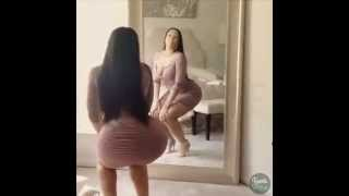 Black girl Twerk