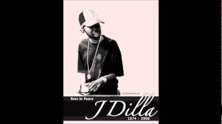 J Dilla- Look Into Her Eyes (Instrumental)