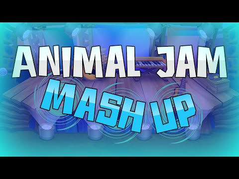ANIMAL JAM MASHUP!