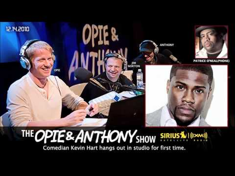Comedian Kevin Hart2 on Opie and Anthony(2010)