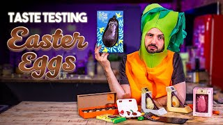 Taste Testing Easter Eggs | SORTEDfood