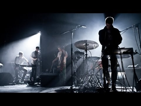 Portico Quartet - Steepless ft. Cornelia (Live at the Roundhouse)