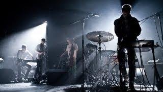 Portico Quartet - Steepless ft. Cornelia (Live at the Roundhouse)