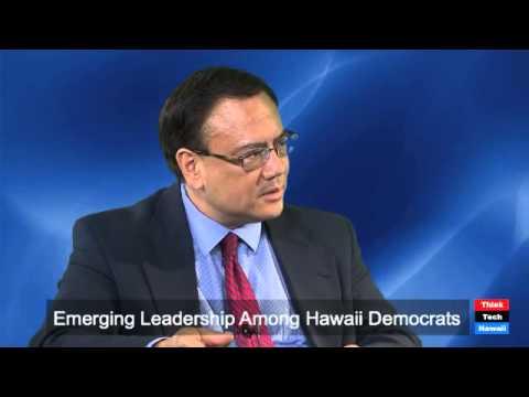 Emerging Leadership Among Hawaii Democrats - K. Mark Takai