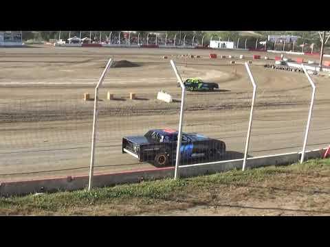 Barona Speedway Street Stock Heat #1  5-4-2019