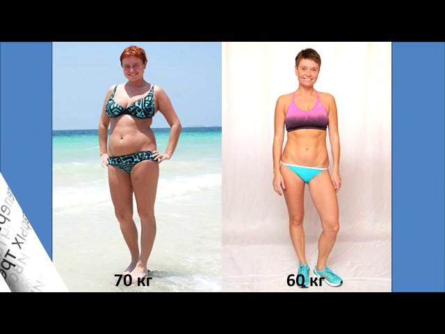похудеть на 10 кг за 2 недели с фото