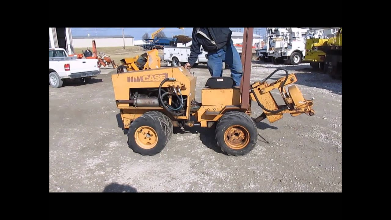 1979 Case Maxi Sneaker vibratory plow for sale | sold at auction February  26, 2015