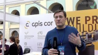 Евдокимов Максим Владимирович, компания Apis-cor