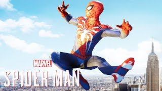 Spider-Man PS4 - He Played The DEMO 8 TIMES And Has Shared Something Amazing!