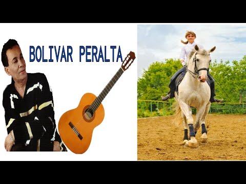 BOLIVAR PERALTA –  EL CABALLO BLANCO . BACHATA CLASICA.