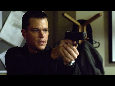 THE BOURNE IDENTITY | Trailer italiano