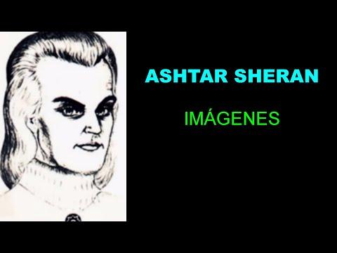ASHTAR SHERAN: imágenes