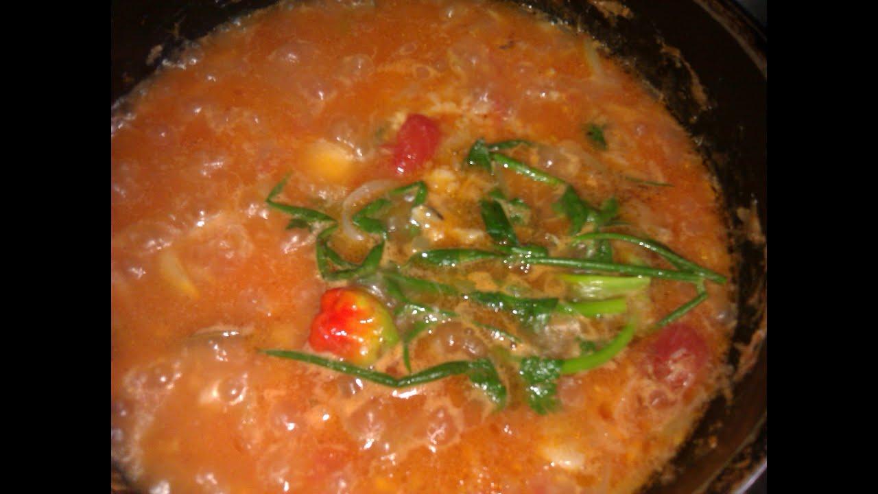 recette de la ratatouille de morue morue la sauce tomate cod with tomato sauce youtube. Black Bedroom Furniture Sets. Home Design Ideas