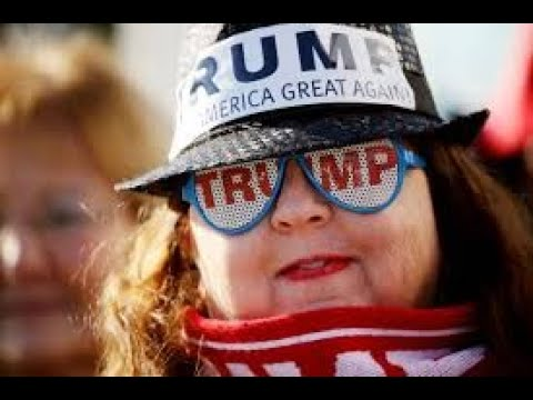 Unhinged Trump Caller Believes Trump Won