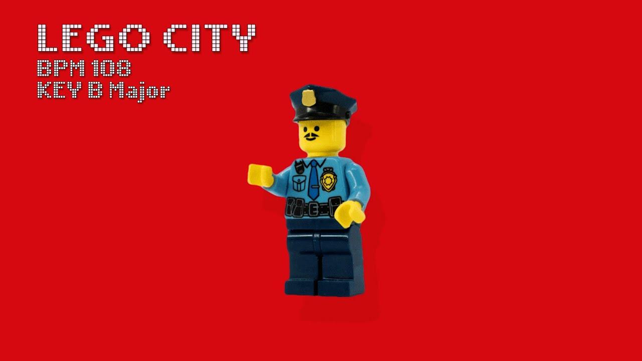 """[フリートラック/FREE] HipHop Rap Freestyle Type Beat '""""LEGO CITY"""""""