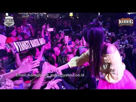 Karaoke KONEG feat VIA VALLEN ~ SAYANG [Unniversary #2 - Liquid Barkitch JOGJA] [Cover ]