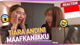 Download Mp3 Koreans react to Maafkan Aku by Tiara Andini Indonesian video reaction