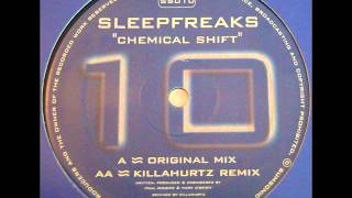 Sleepfreaks   Chemical Shift Original Mix