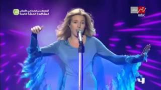 Arabs got talent Jennifer grout