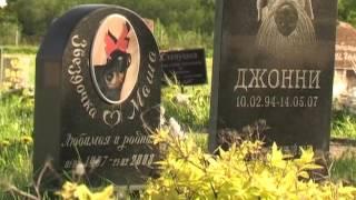 Кладбище домашних животных по русски