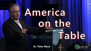 America on the Table - Dr. Peter Wyns