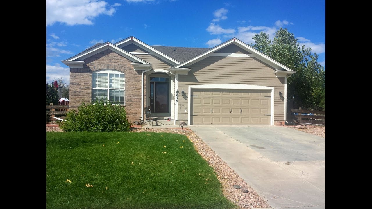 Colorado Springs Painting Peyton Exterior Paint Contractor Front Range Exteriors Youtube