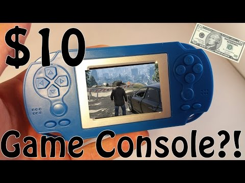 $10 Chinese 203 in 1 Portable Gaming Console #1