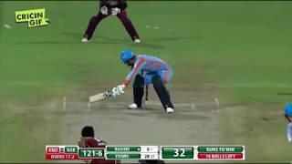 APLT20 M16  Rashid Khan 27 8 vs Kandahar Knights   Afghanistan Premier League T20   YouTube