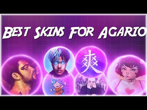 ✖ THE BESTS SKINS TO AGAR.IO (OGARIO) TOP 10 ✖