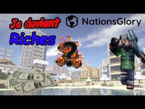 [NationsGlory Yellow] Je devient riche!!!(à bas non...)