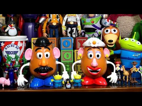 Toy Story Collection   Potato Head & Miniaturas (Tokyo Disney Resort)