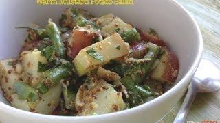 Warm Mustard Potato Salad Hd