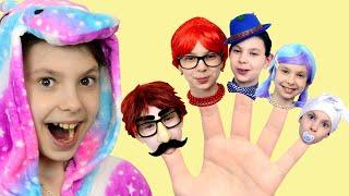 Finger Family Song   Children songs by Naflandia