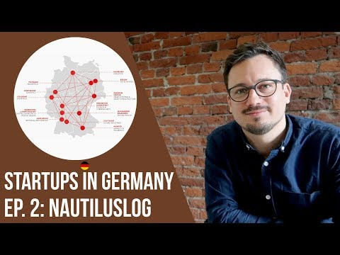 Digitalising the Maritime Industry: NautilusLog | Startups in Germany Ep. 2