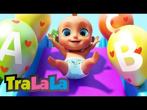 Alfabetul muzical TraLaLa – 30MIN Cantece educative pentru copii mici – Cantece pentru copii in limba romana