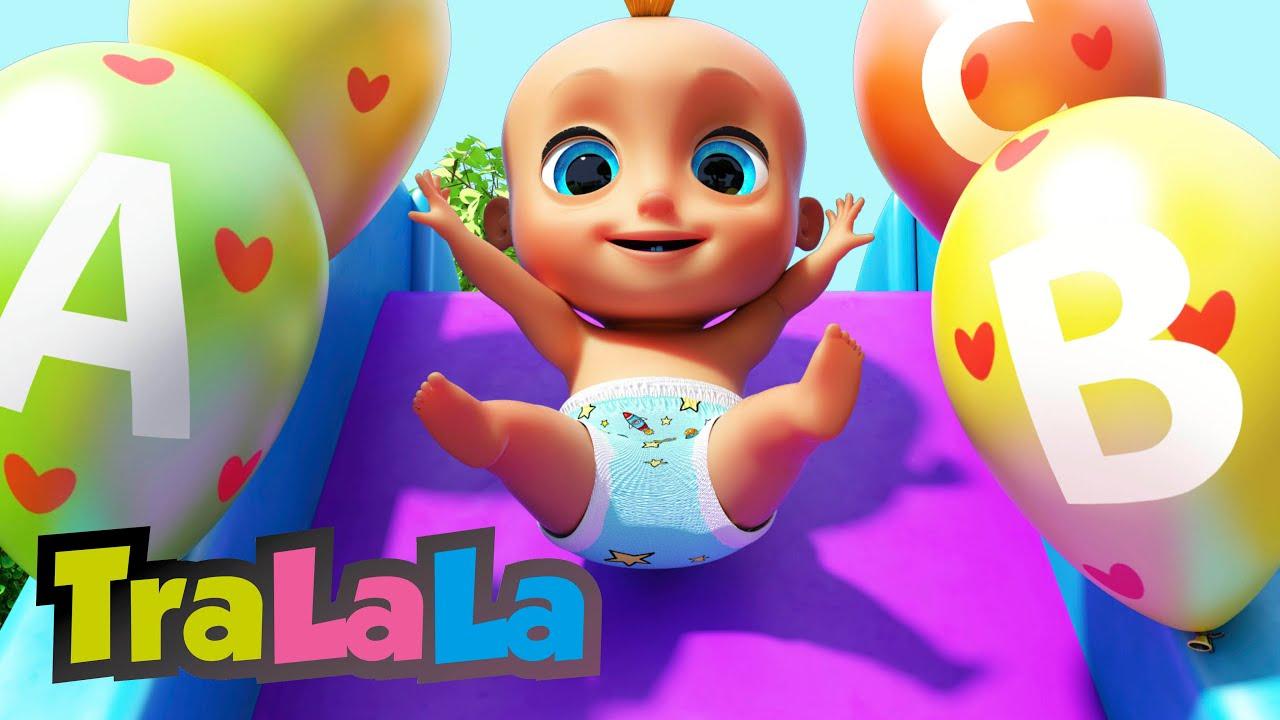 Alfabetul muzical TraLaLa - 30MIN Cântece educative pentru copii mici