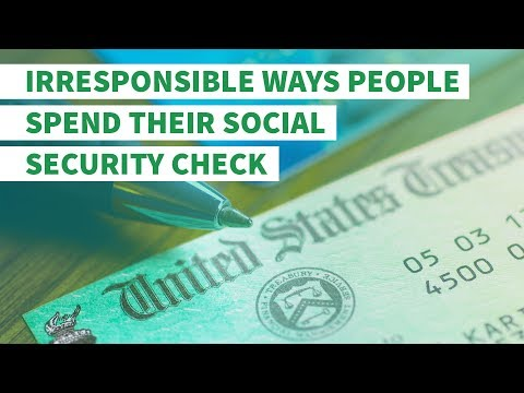 3-irresponsible-ways-people-spend-their-social-security-check