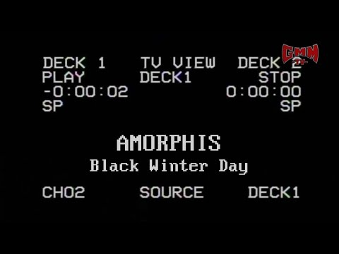 TBT - Amorphis - Black Winter Day - #GMM15