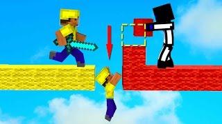 САМАЯ ПРОСТАЯ, НО ЭФФЕКТИВНАЯ ЛОВУШКА НА БЕД ВАРСЕ! - (Minecraft Bed Wars)