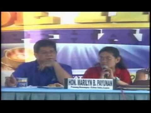 Vice Mayor Atty Joe III Espinosa - Kapehan sa Barangay Tabuc Suba La Paz Iloilo City