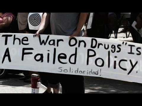 The First and Last Days of the War on Drugs