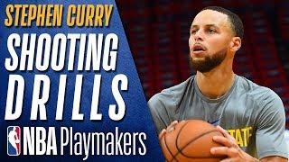 5 Shooting Drills to Shoot Like Stephen Curry | Shotmechanics