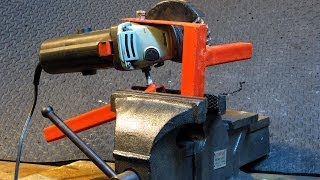 Repeat youtube video My Favorite Home Made Tool