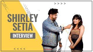 Shirley Setia Interview | Gaana Crossblade Music Festival Jaipur 2019